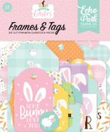 Welcome Easter - Frames & Tags