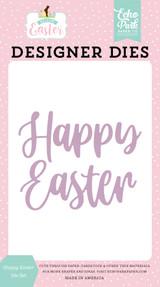 Welcome Easter - Happy Easter Die Set
