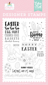 Welcome Easter - Bunny Kisses Stamp Set