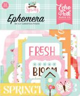 Welcome Spring - Ephemera