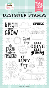Welcome Spring - Sweet Day Stamp Set