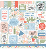 Salutations No. 1: Element Sticker