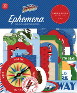 Our Travel Adventure: Ephemera