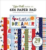 Little Dreamer Boy: 6x6 Paper Pad