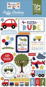 Little Dreamer Boy: Puffy Stickers
