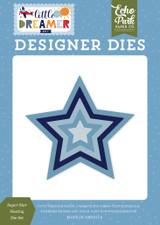 Little Dreamer Boy: Super Star Nesting Die Set