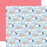 Little Dreamer Girl: Riding Rainbows
