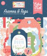 Little Dreamer Girl: Frames & Tags