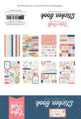Little Dreamer Girl: Sticker Book