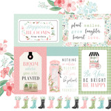 Flower Garden: Multi Journaling Cards