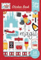 A Magical Place: Sticker Book