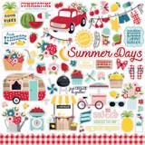 A Slice of Summer: Element Sticker