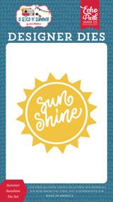A Slice of Summer: Summer Sunshine Die Set