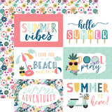 Pool Party: 6x4 Journaling Cards