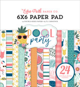 Pool Party: 6x6 Paper Pad