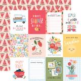 Summer: 3x4 Journaling Cards