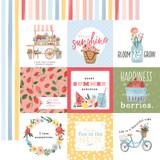 Summer: 4x4 Journaling Cards