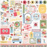 Summer: Element Sticker