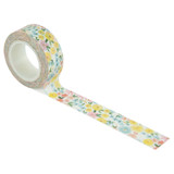 Summer: Sweetest Floral Washi Tape