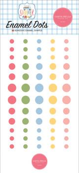 Summer: Enamel Dots