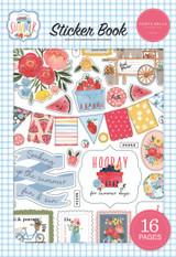 Summer: Sticker Book