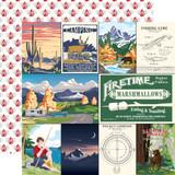 Outdoor Adventures: Multi Journaling Cards