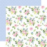 Flora no. 4: Pastel Large Floral
