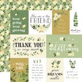 Flora no. 4: Natural Journaling Cards