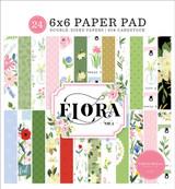 Flora no. 4 6x6 Paper Pad