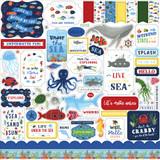 Under Sea Adventures Element Sticker