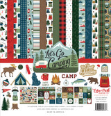 Let's Go Camping Collection Kit