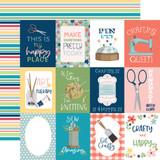 Craft & Create: 3x4 Journaling Cards