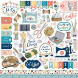 Craft & Create Element Sticker