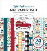 Farmer's Market 6x6 Paper Pad