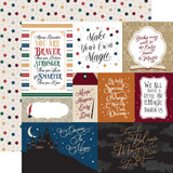 Witches and Wizards No. 2: Multi Journaling Cards