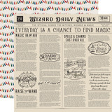 Witches and Wizards No. 2: Wizards Daily News