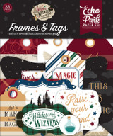 Witches & Wizards No. 2 Frames & Tags