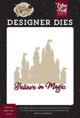 Witches and Wizards No. 2: Believe In Magic Castle Die Set