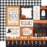 Halloween Party: Multi Journaling Cards