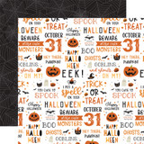 Halloween Party: October 31st