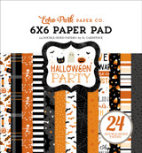 Halloween Party: Halloween Party 6x6 Paper Pad