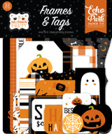Halloween Party: Halloween Party Frames & Tags