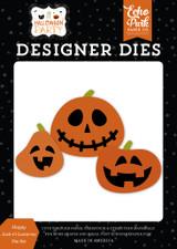 Halloween Party: Happy Jack-O-Lanterns Die Set