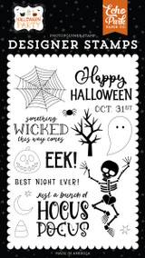 Halloween Party: Something Wicked Stamp Set