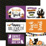 Halloween Magic: 6x4 Journaling Cards