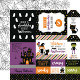 Halloween Magic: Multi Journaling Cards