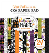 Halloween Magic 6x6 Paper Pad