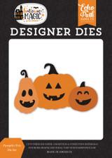 Halloween Magic: Pumpkin Trio Die Set