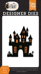 Halloween Magic: Haunted House Die Set
