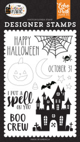 Halloween Magic: Spell On You Stamp Set